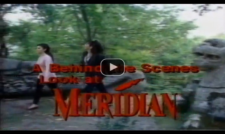 Behind The Scenes: Meridian