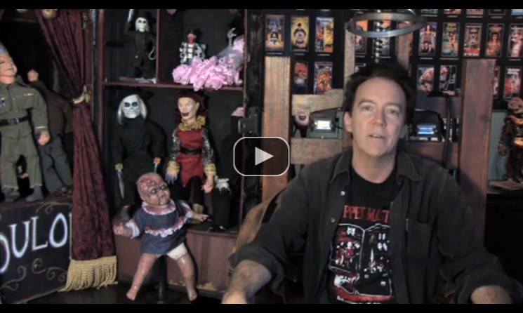 Charles Band: Puppet Master