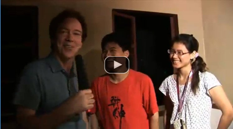 Vidcast 6.19.09: PMAxis on set in China Day 4