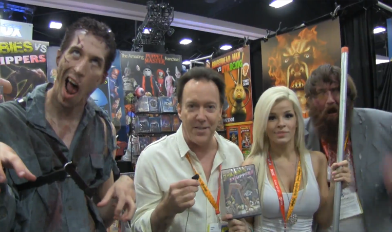Vidcast: Comic Con 2012: ZvsS
