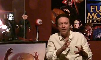 Charles Band Vidcast 1/28/2011 Gingerdead Man 3! Evil Bong 3D! Valentine's Day!