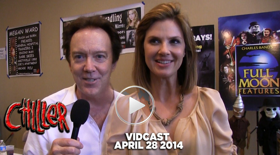 Vidcast: 4/28/14: Chiller Theater