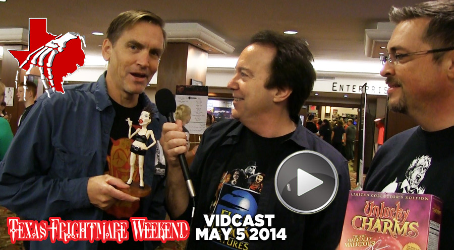 Vidcast 5.5.14: Texas Frightmare Weekend