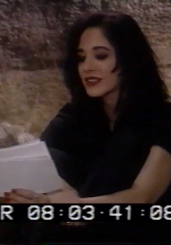 Full Moon Fan Club Ad Outtakes