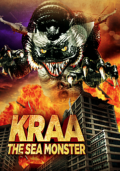 Kraa The Sea Monster