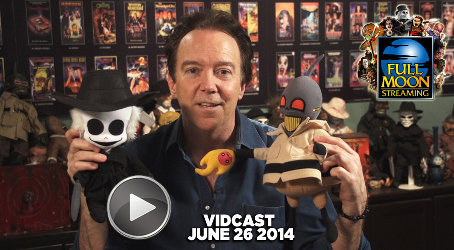 Vidcast 6.25.14: 4th of July and New Releases