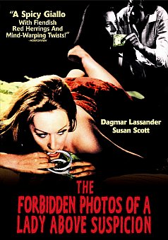 The Forbidden Photos of a Lady Above Suspicion