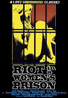 Riot In A Womens Prison