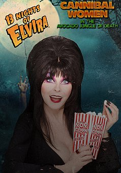 13 Nights of Elvira: Cannibal Women