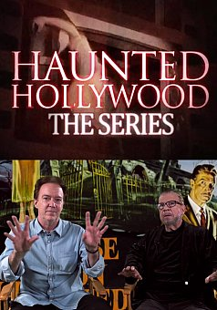Vidcast: Haunted Hollywood Series!