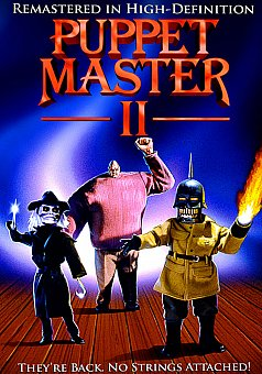 Puppet Master II: No Strings Attached