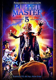 Puppet Master 5: Puppets vs An All New Alien