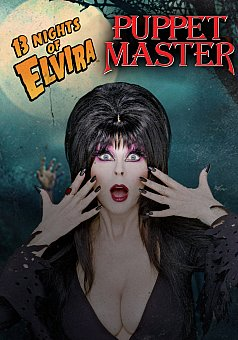 13 Nights of Elvira: Puppet Master