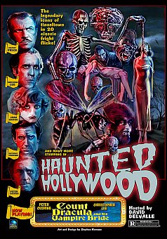 Haunted Hollywood: Ep. 08: Count Dracula & his Vampire Brides