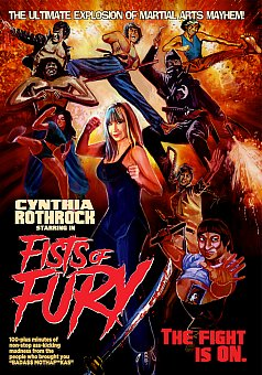 Fists of Fury Feature