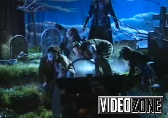 RetroPuppet Master Vintage Videozone