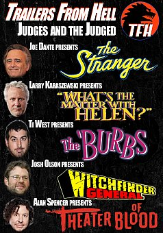 Trailers From Hell: Judges and the Judged