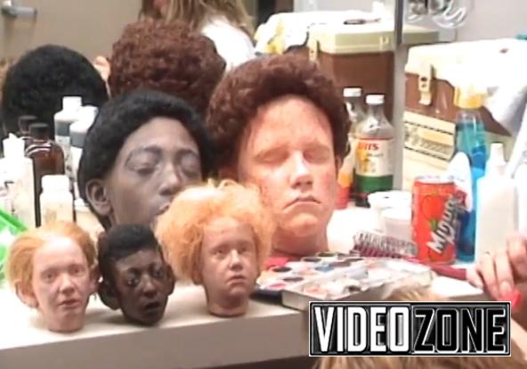 Shrunken Heads Vintage Videozone