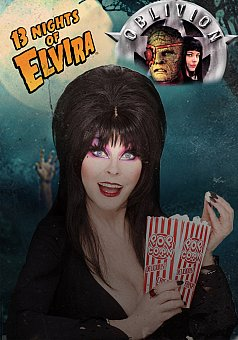 13 Nights of Elvira: Oblivion