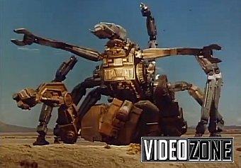 Videozone: Robot Wars
