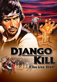 Django Kill Trailer