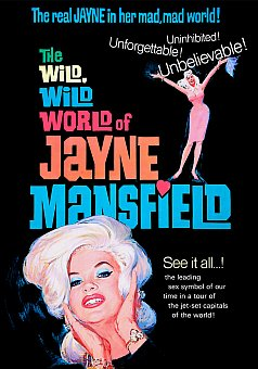 Wild Jayne Mansfield