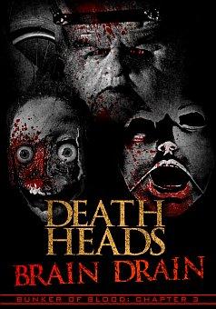 Bunker of Blood 03: Death Heads: Brain Drain