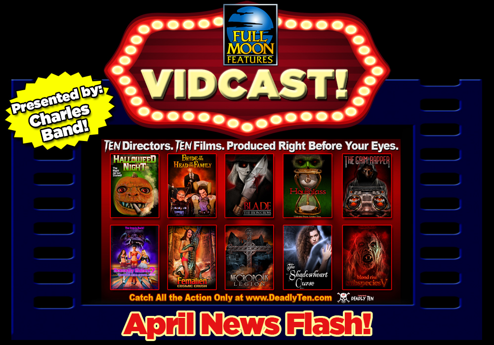April 2019 Full Moon Vidcast